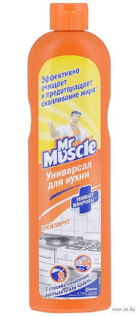 """Средство чистящее универсальное Mr. Muscle """"Грейпфрут"""" (450 г)"""