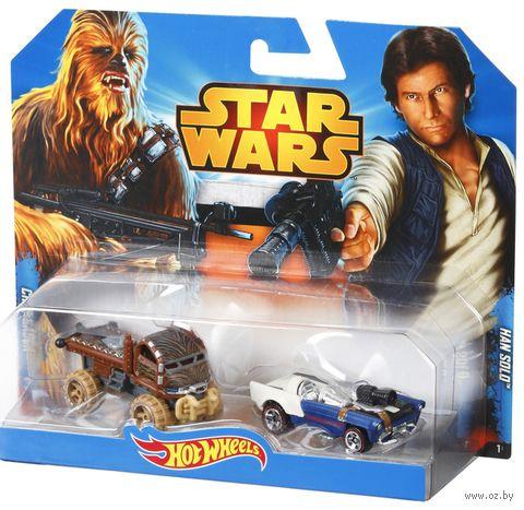 """Игровой набор """"Star Wars. Chewbacca and Han Solo"""""""