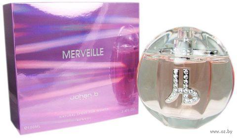 "Парфюмерная вода для женщин ""Merveille JB"" (100 мл)"