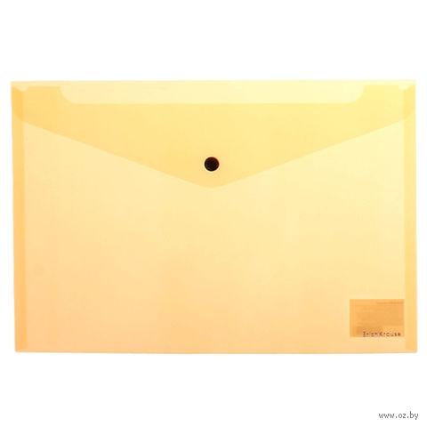 "Папка-конверт ""NEON"" (А4; на кнопке)"
