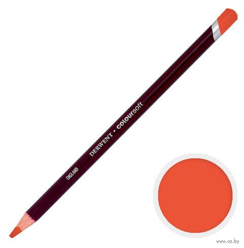 Карандаш цветной Coloursoft C100 (розовый)