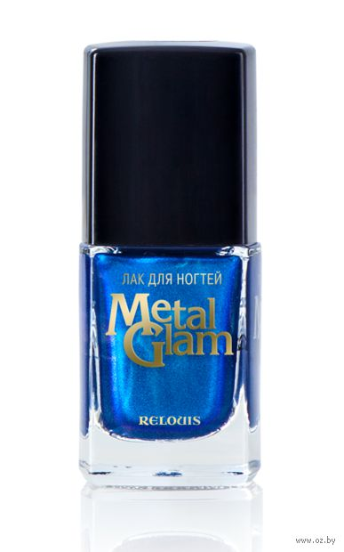 "Лак для ногтей ""Metal Glam"" (тон: 01) — фото, картинка"