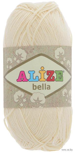 """Пряжа """"ALIZE. Bella №01"""" (50 г; 180 м) — фото, картинка"""