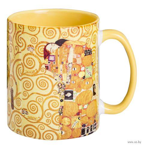 """Кружка """"Густав Климт. Объятия"""" — фото, картинка"""