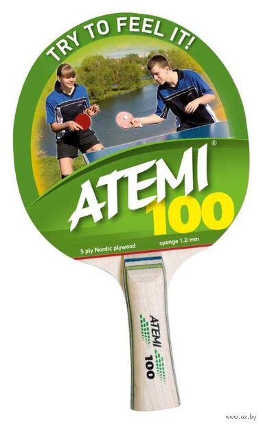"""Ракетка для настольного тенниса """"100 CV"""" — фото, картинка"""