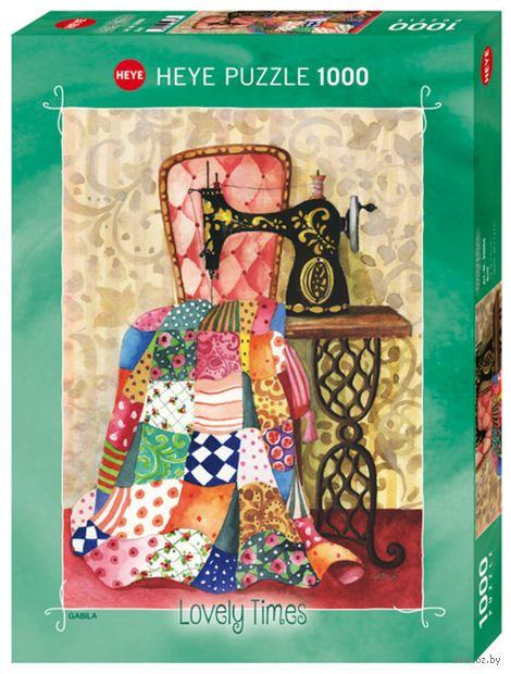 "Пазл ""Стёганое одеяло"" (1000 элементов) — фото, картинка"