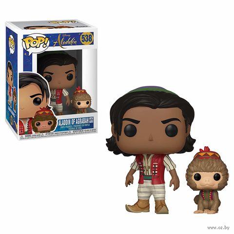 """Фигурка """"Disney. Aladdin with Abu"""" — фото, картинка"""