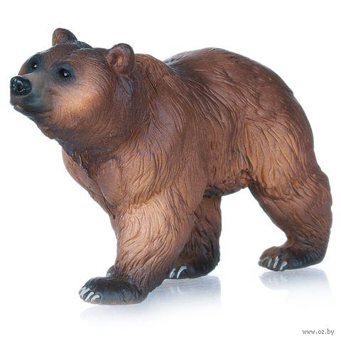 """Фигурка """"Бурый медведь"""" — фото, картинка"""
