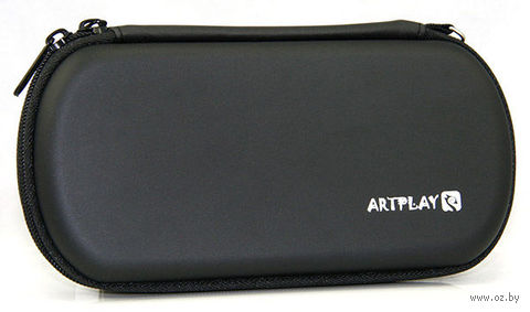 Сумка PS Vita Artplays EVA Pouch Matt Surface (черный, ACPSV72)