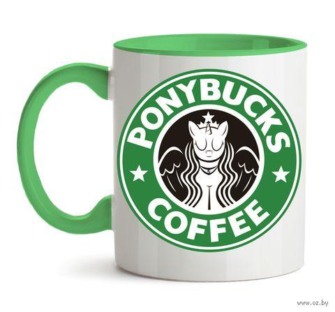 "Кружка ""Ponybucks"" (619)"