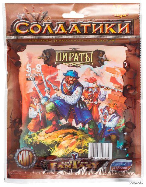 """Набор фигурок """"Пираты"""" (5 шт) — фото, картинка"""