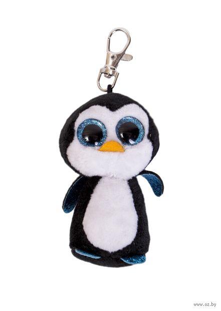 "Мягкая игрушка-брелок ""Пингвин Waddles"" (12,7 см) — фото, картинка"