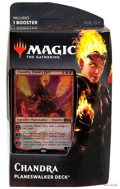 Magic the Gathering. Core Set 2020. Chandra — фото, картинка