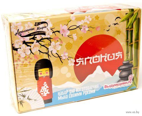 """Набор для изготовления мыла """"Япония"""""""