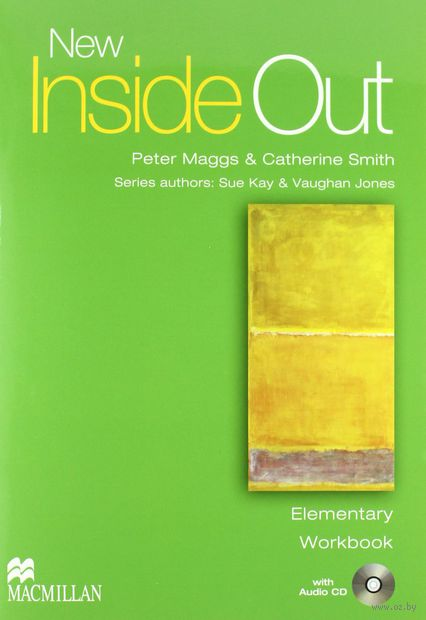 New Inside Out. Elementary. Workbook without Key (+ CD). Кэтрин Смит, Пит Мэггс