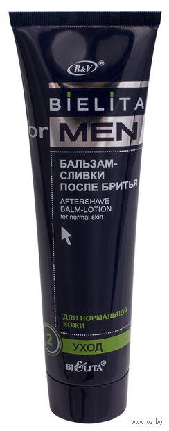 Бальзам-сливки после бритья (100 мл) — фото, картинка