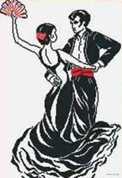 """Вышивка крестом """"Танец любви"""""""