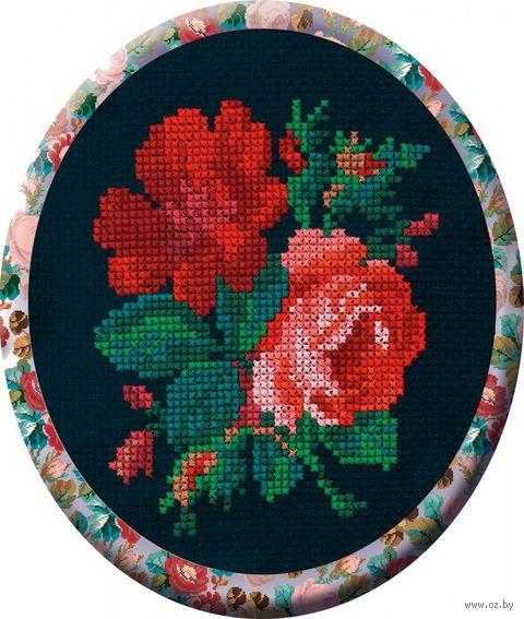 """Вышивка крестом """"Розы"""" (арт. С017)"""