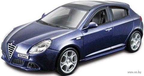 "Модель машины ""Bburago. Alfa Romeo Giulietta"" (масштаб: 1/32)"