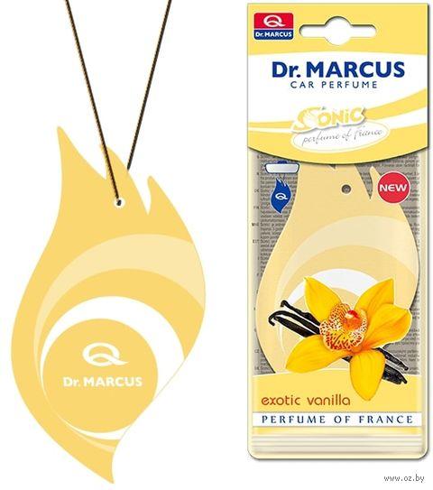 "Ароматизатор подвесной сухой ""Sonic Cellulose Product"" (Exotic Vanilla; арт. 13303) — фото, картинка"