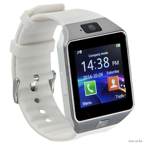 Умные часы Miru DZ09 (белые) — фото, картинка