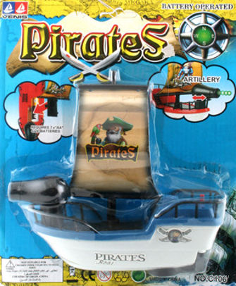 """Игрушка """"Пиратский корабль"""""""