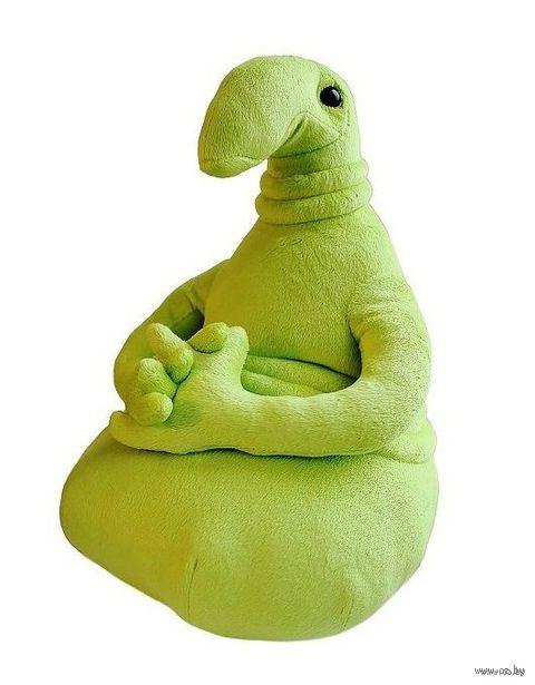 """Мягкая игрушка """"Пачакун"""" (24 см; салатовый) — фото, картинка"""