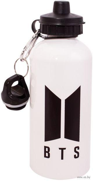 "Бутылка для воды ""BTS"" (600 мл; арт. 047) — фото, картинка"