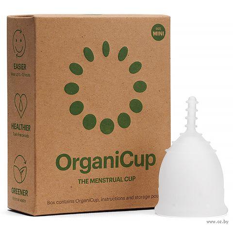 "Менструальная чаша ""OrganiCup"" (размер Mini) — фото, картинка"