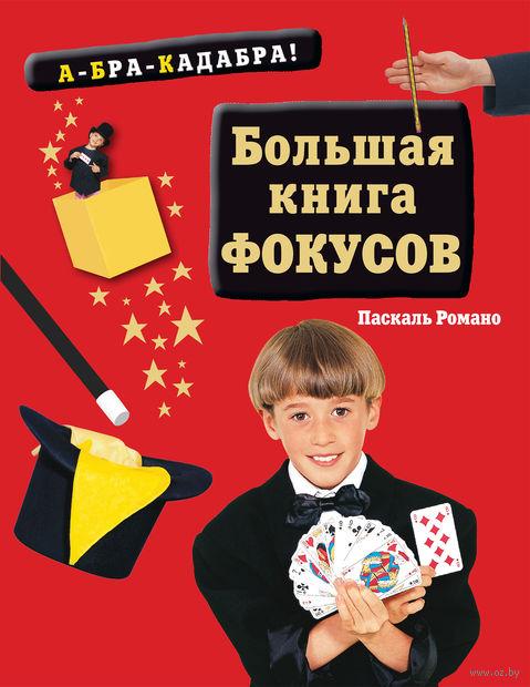 Большая книга фокусов. Паскаль Романо