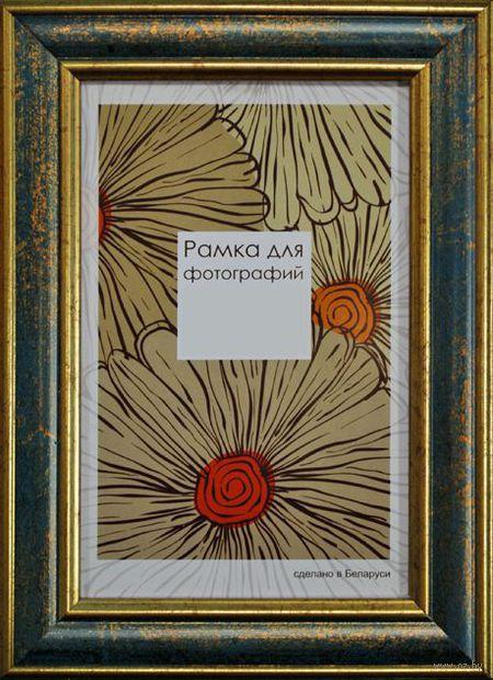 Рамка деревянная со стеклом (15х21 см, арт. 229-09)
