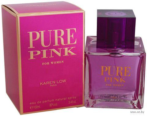 "Парфюмерная вода для женщин ""Pure Pink for Women"" (100 мл)"