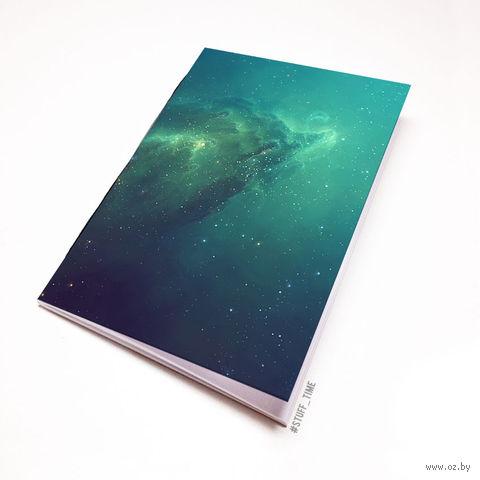 """Блокнот """"Космос"""" (А5; арт. 825) — фото, картинка"""