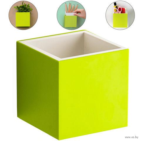 """Бокс многофункциональный """"Pixel"""" (зеленый)"""