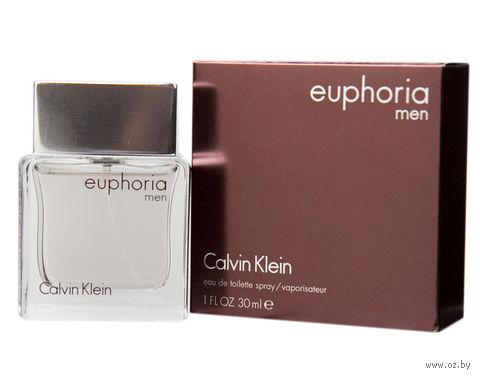"Туалетная вода для мужчин Calvin Klein ""Euphoria"" (30 мл) — фото, картинка"