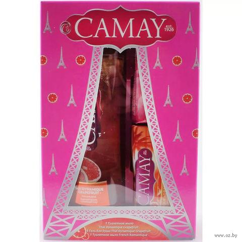 """Подарочный набор """"Тай Динамик"""" (гель для душа, 2 мыла) — фото, картинка"""
