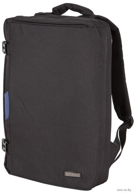 Рюкзак П0055 (10 л; чёрный) — фото, картинка