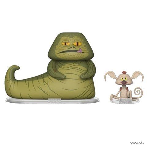 """Фигурка """"Star Wars. Jabba and Salacious Crumb"""" — фото, картинка"""
