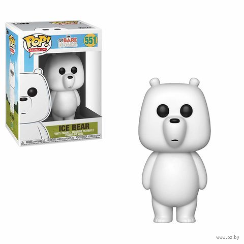 "Фигурка ""We Bare Bears. Ice Bear"" — фото, картинка"