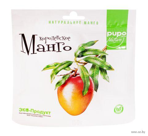 "Манго сушеное ""Pupo"" (150 г) — фото, картинка"
