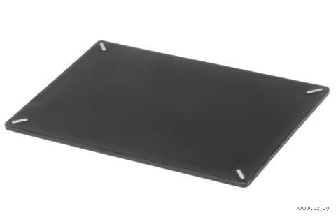 Доска разделочная пластмассовая (290x205 мм) — фото, картинка