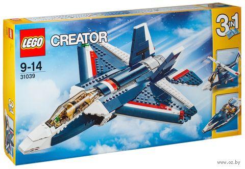 """LEGO Creator """"Синий реактивный самолет"""" (вертолет/катер)"""