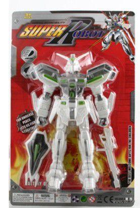"""Робот-трансформер """"Super Robot"""""""