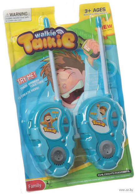 "Игровой набор ""Рации Walkie Talkie"" (2 шт.; арт. 2658)"