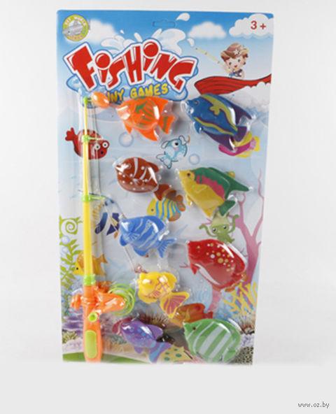"""Игровой набор """"Рыбалка"""" (арт. 1357218-2139-1)"""