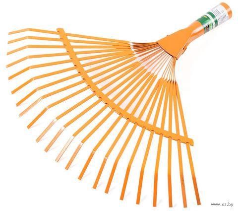 Грабли веерные (34 см) — фото, картинка