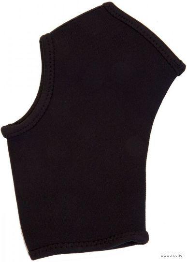 Суппорт голеностопа (чёрный; арт. KZ 0255) — фото, картинка