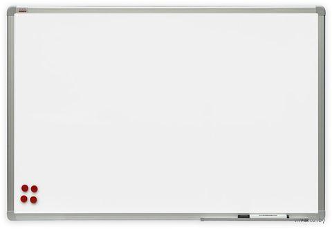 Доска маркерная белая с керамическим покрытием (размер: 60x90 см)