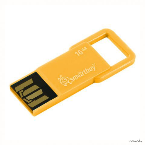 USB Flash Drive 16Gb Smartbuy BIZ (Orange)