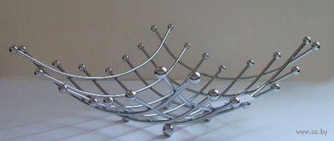 Подставка для фруктов металлическая (26*26*10 см, арт. XX998)